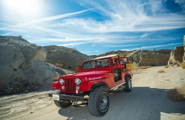 Indian Canyons Jeep Tour