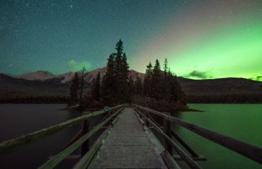 Night skies & Northern Lights