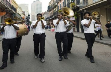 New Orleans, Louisiana – Jazz & The French Quarter