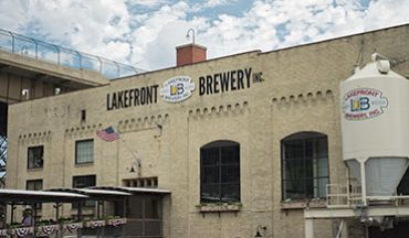 Lakefront Brewery in Milwaukee