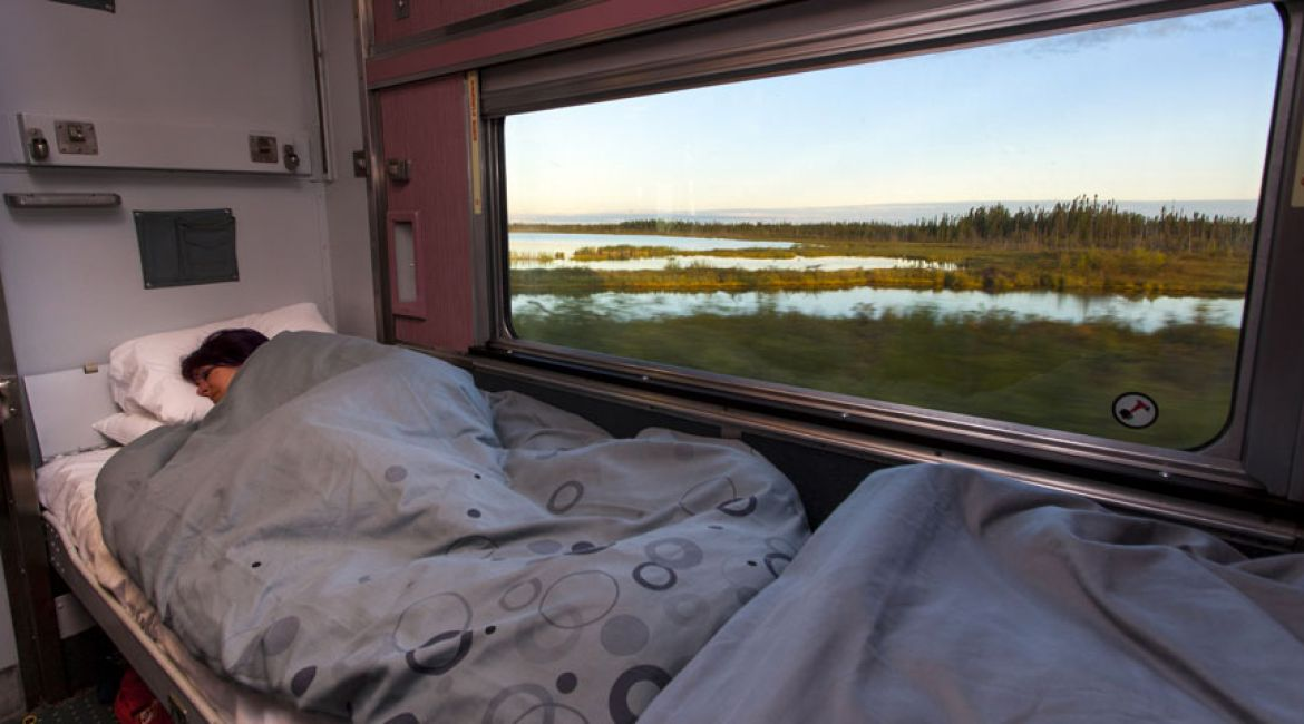VIA Rail Hudson Bay 04
