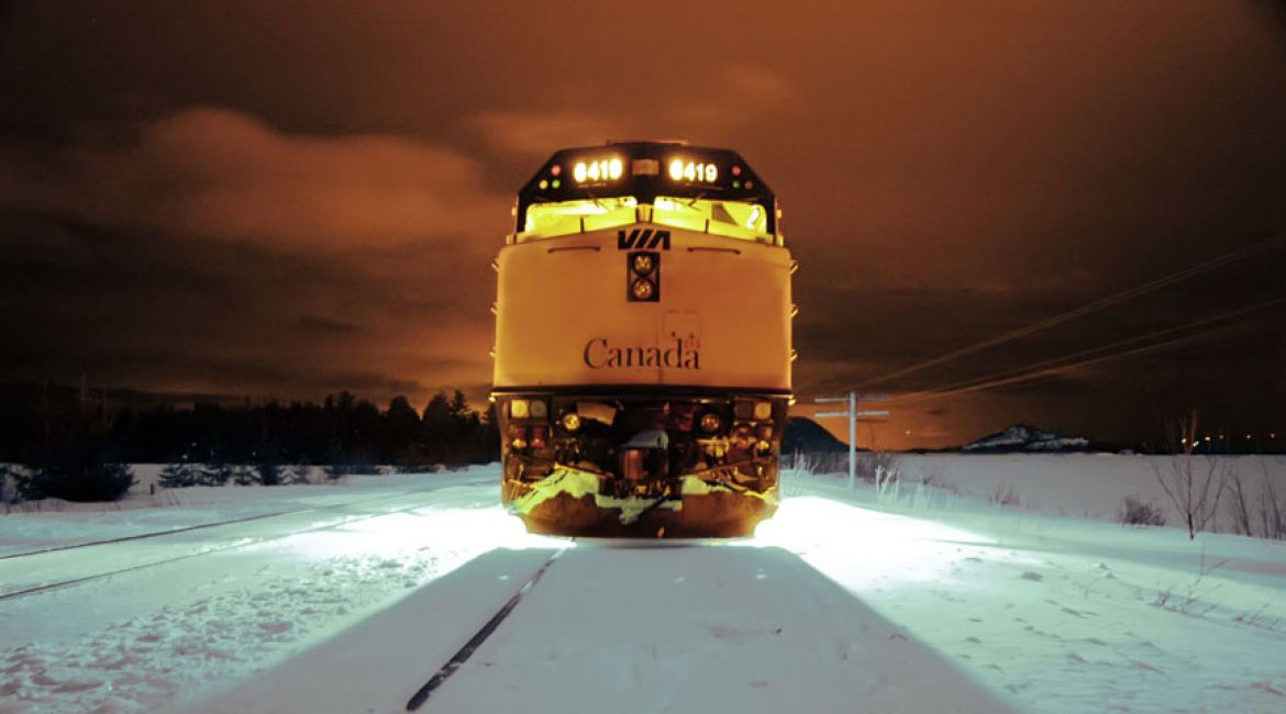 VIA Rail Hudson Bay 05