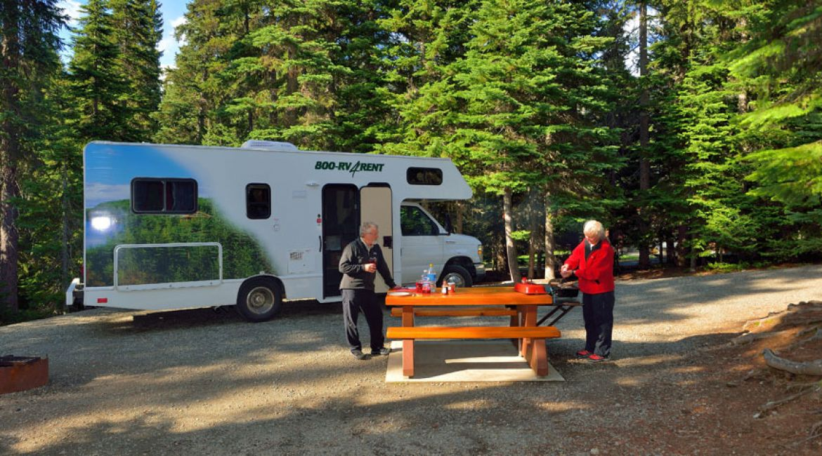 Cruise - Campground in Kanada