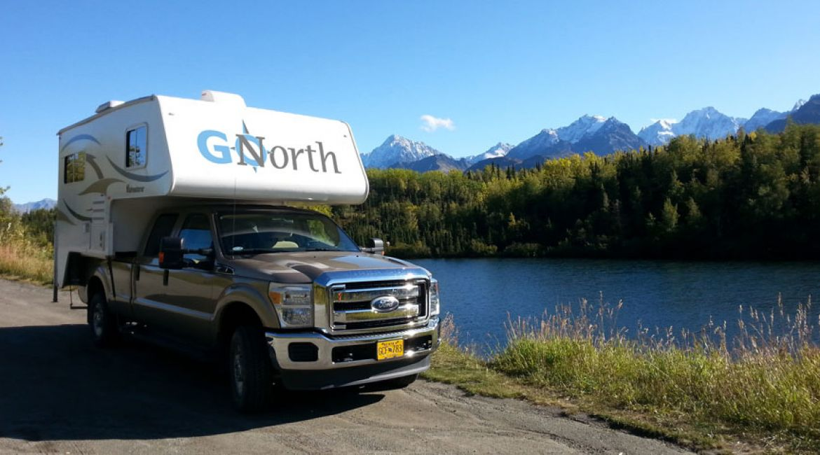 Go North - Truck Camper