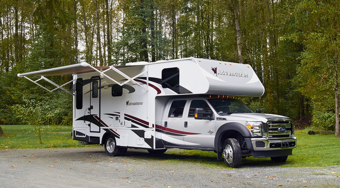 Four Seasons RV - Adventurer 4
