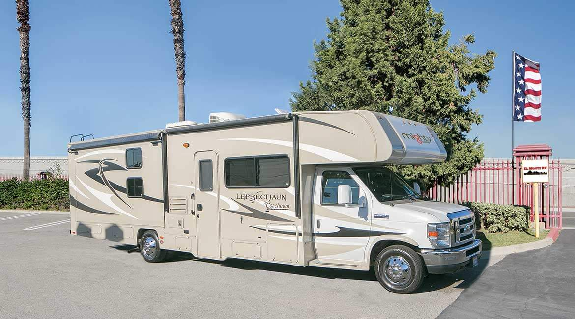 Mighty - MS31 Midsize Motorhome