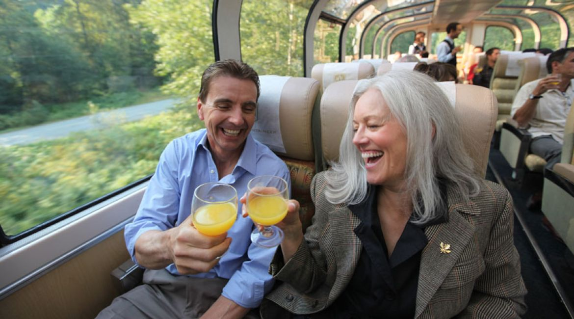Rocky Mountaineer Gold Leaf 01