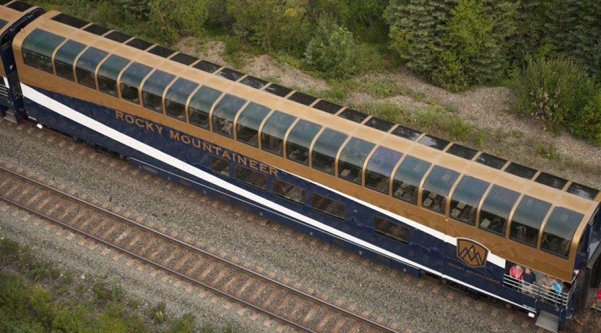 Rocky Mountaineer Gold Leaf 02