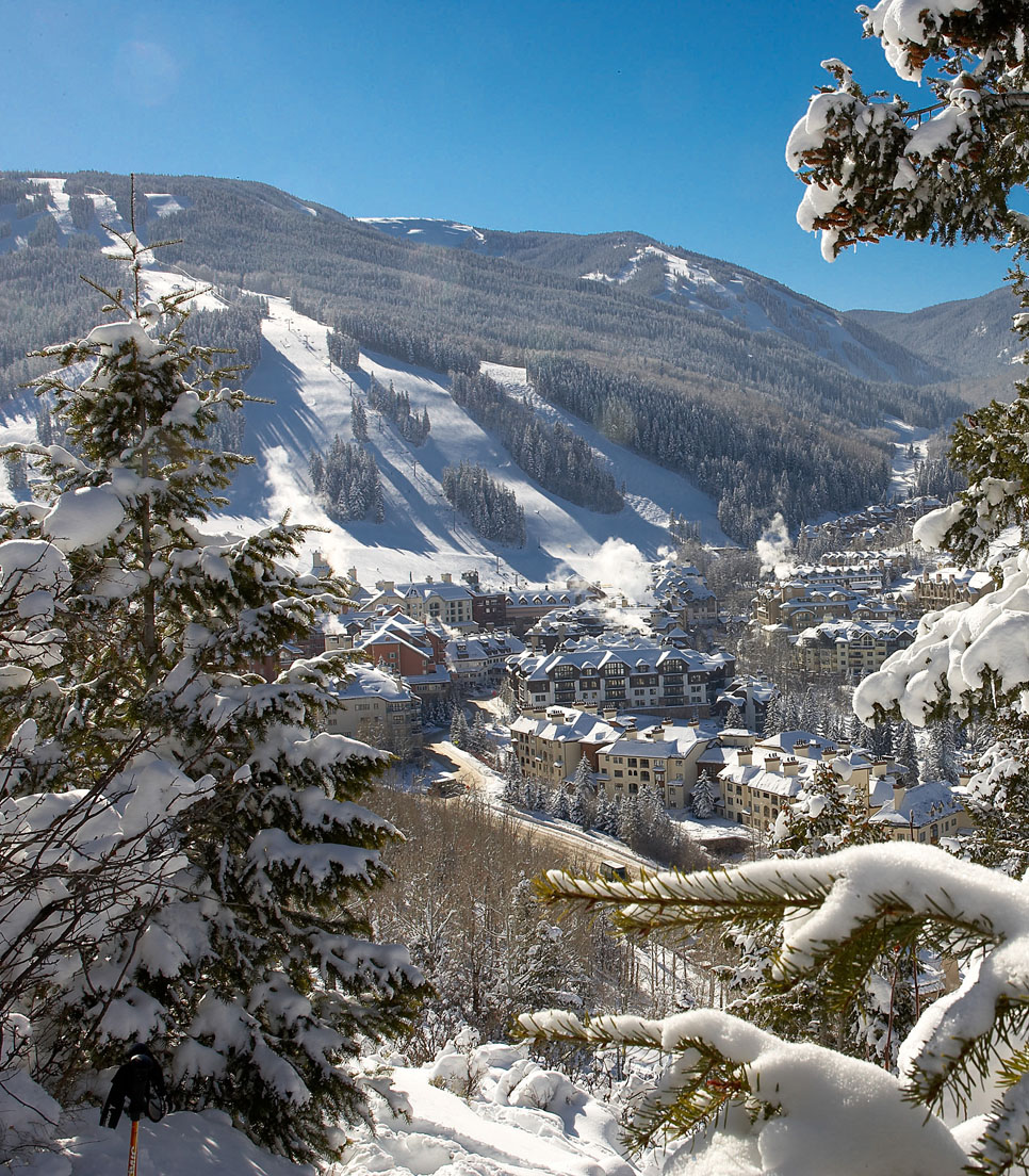 Hauptmotiv/Winterreisen/Skireisen USA/Powdersnow Beaver Creek/01