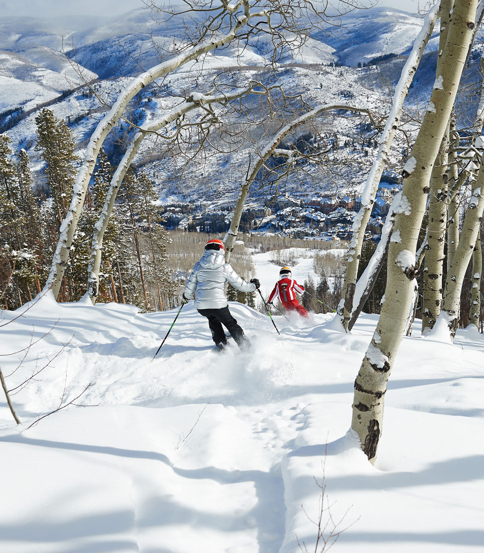 Hauptmotiv/Winterreisen/Skireisen USA/Powdersnow Beaver Creek/02