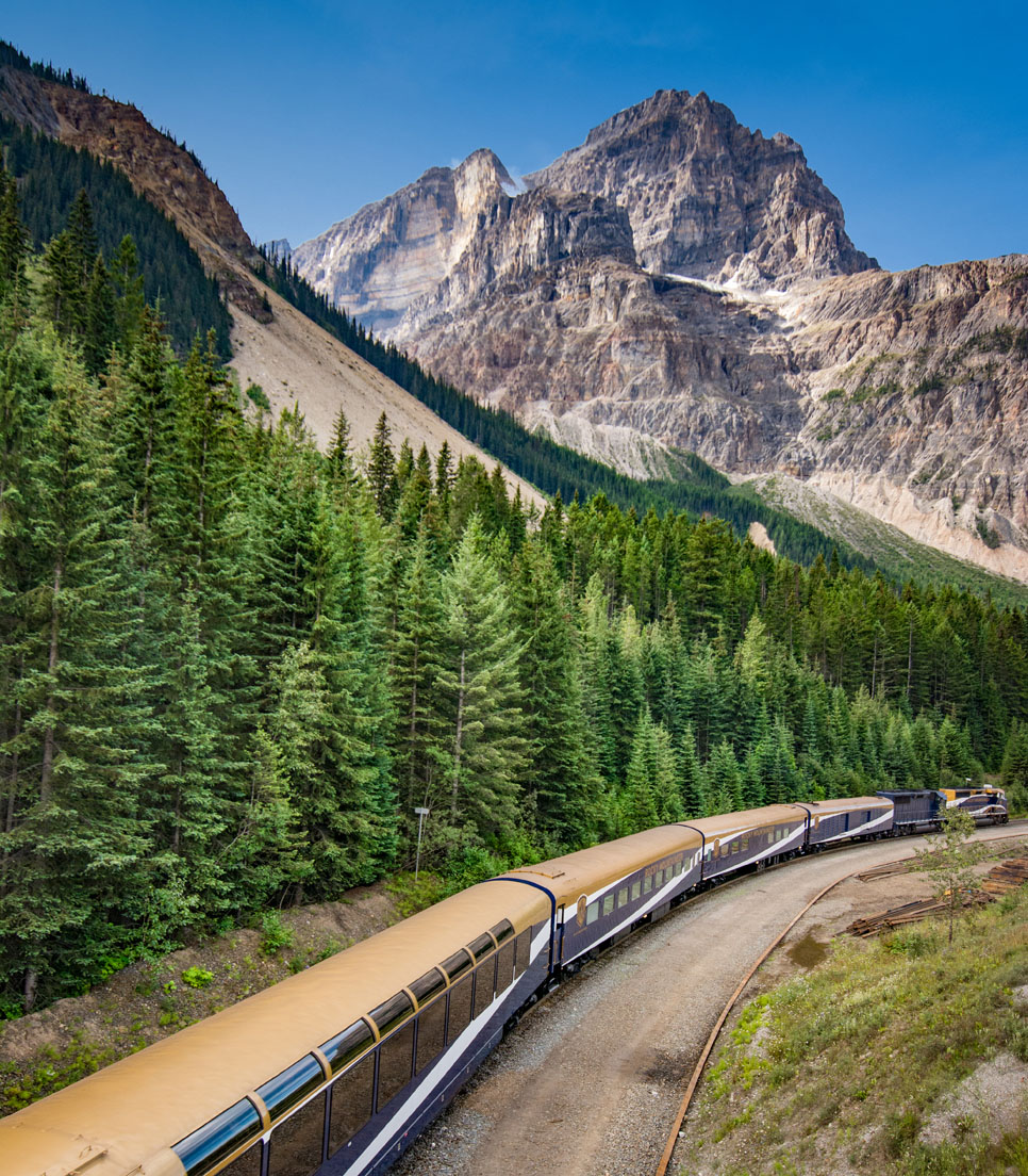 Hauptmotiv/Bahnreise/Rocky Mountaineer Canada/Classic Rail Circle/01