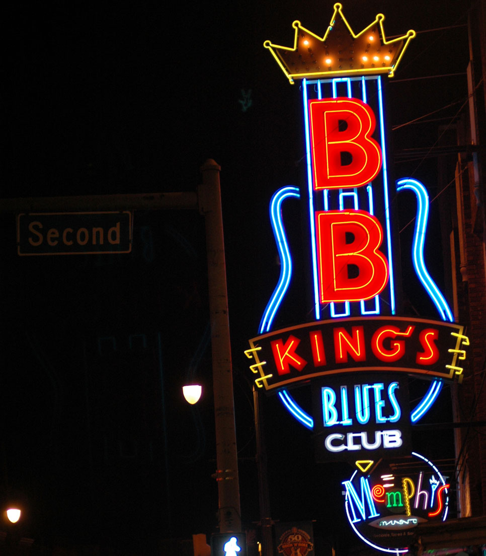 USA/Tennessee/Memphis/Blues Club