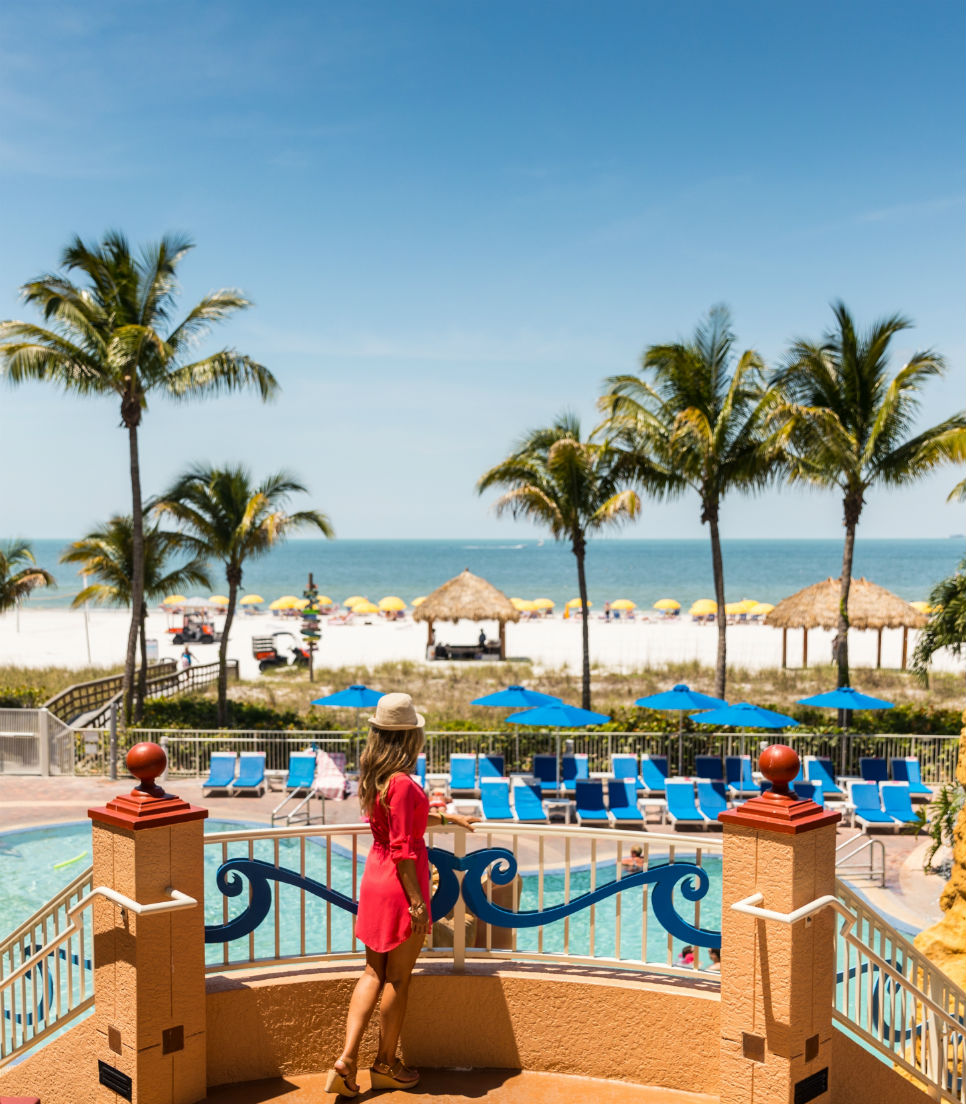 Hotel/USA/Florida/Fort Myers - Pink Shell Beach Resort/Hauptmotiv