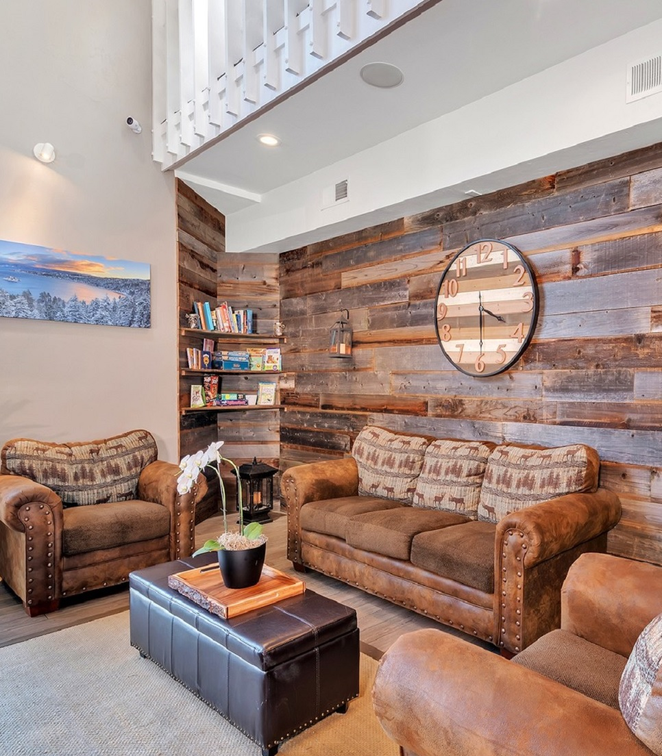 Hauptmotiv/USA/Kalifornien/Hotel/South Lake Tahoe/Beach Retreat/Lobby