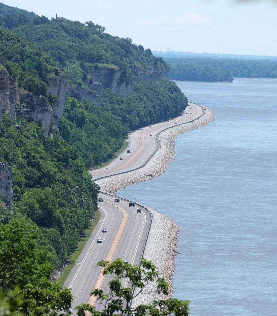 Motorradreise Usa Route 66 Mississippi River Road Mit Der Harley