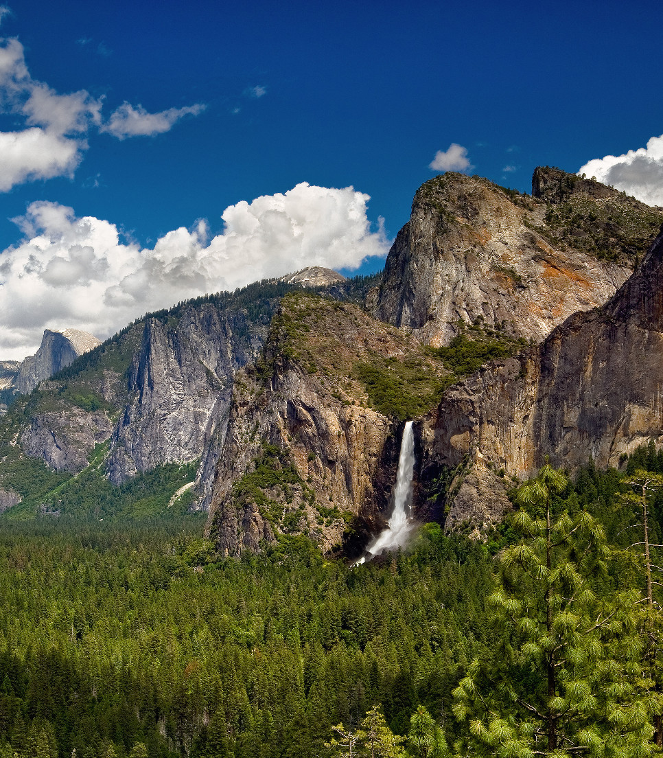 Ausflug/California/Yosemite/Yosemite Day Tour/Hauptmotiv