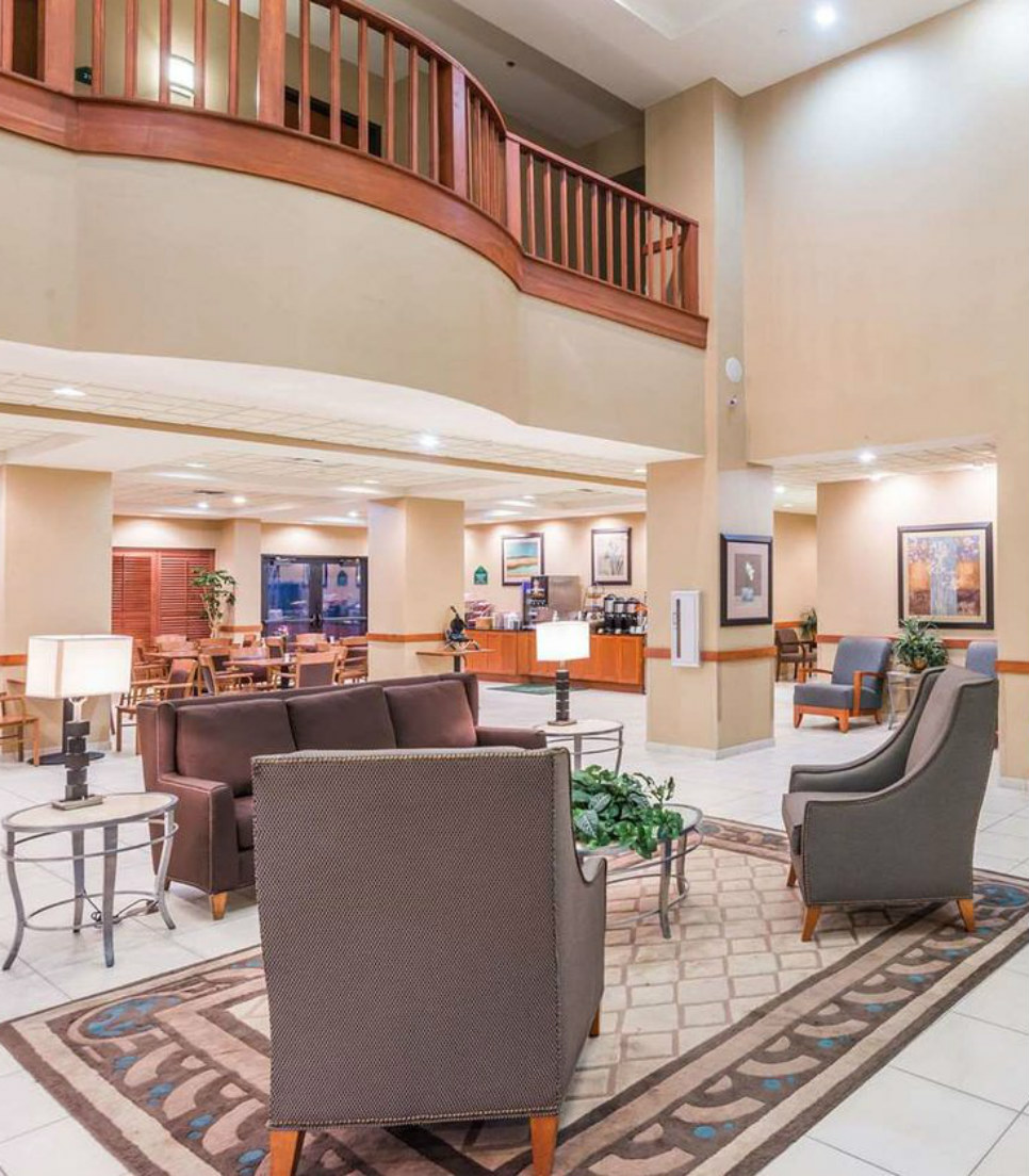 Hotel/USA/Texas/New Braunfels/Wingate by Wyndham/Lobby
