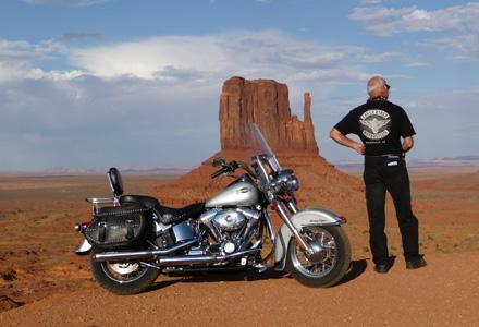 Mini Kühlschrank Harley Davidson : Motorradreise usa route 66 mit der harley davidson » crd