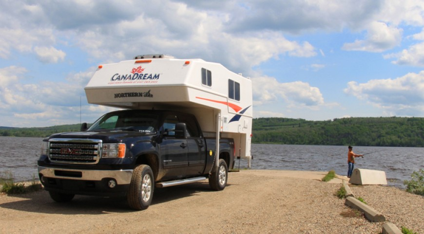 Camper/Canadream/Maxi Travel Camper TC-A/04
