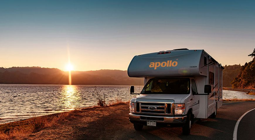 Camper/Apollo Camper/Sunrise Escape/Aussen