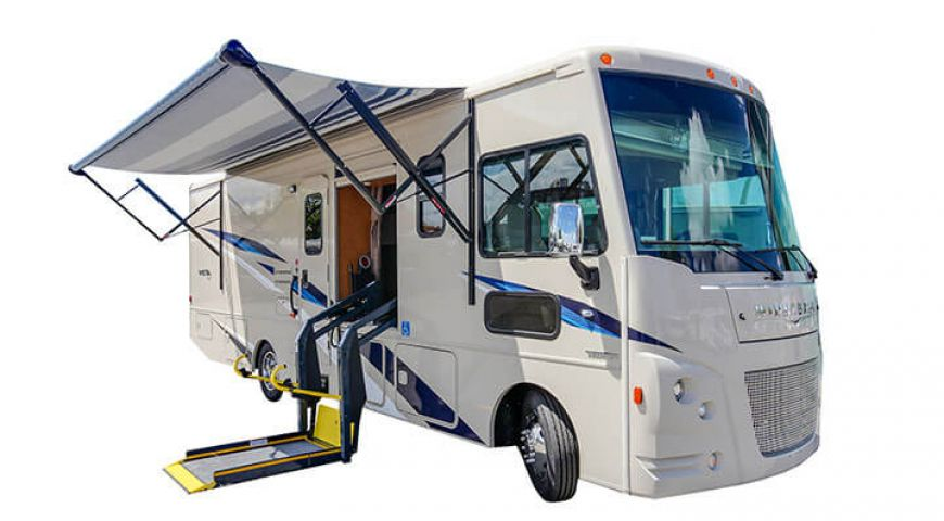 Camper/Fraserway/A-Class Wheelchair Accessible/02