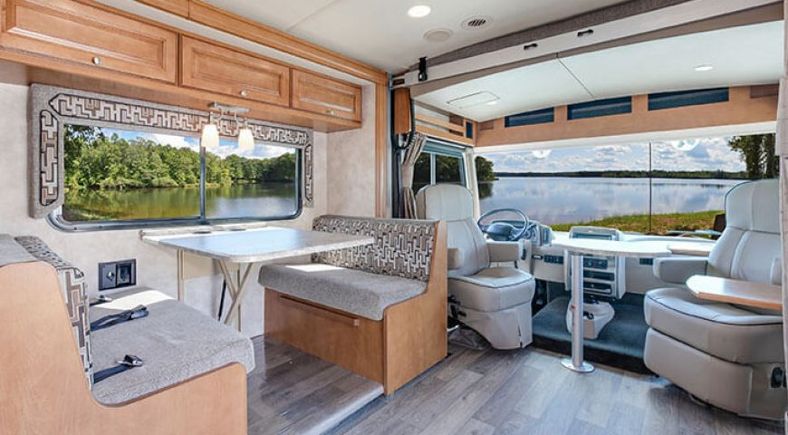 Camper/Fraserway/A-Class Wheelchair Accessible/03