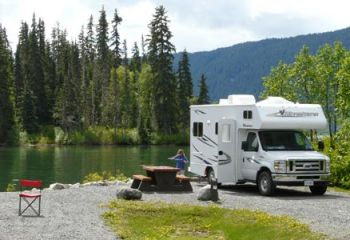 Fraserway C-Small Motorhome