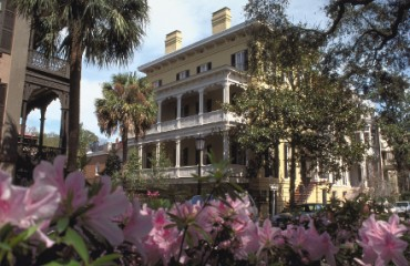Südstaatenvilla in Savannah