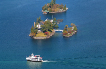 1000 Islands in Ontario