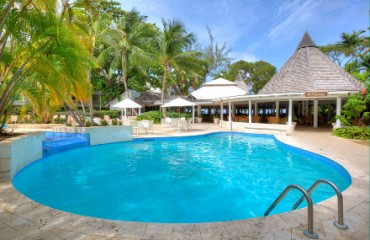 Pool im The Club Barbados Resort & Spa