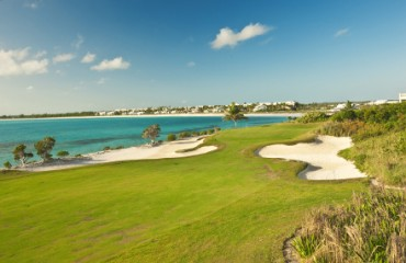 Sandals Emerald Bay 18-Loch Golfplatz