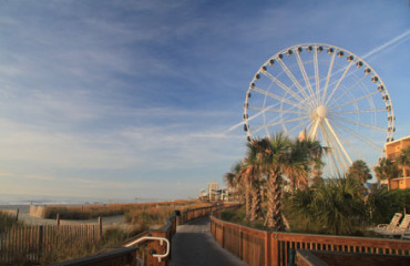 Sky Wheel in Myrtle Beach
