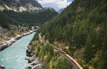 Rocky Mountaineer Kanada