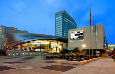 NASCAR Hall of Fame in Charlotte