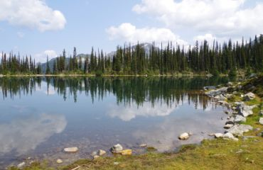 Eva Lake im Revelstoke Nationalpark