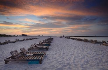 Traumstrand in Gulf Shores