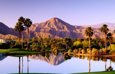 Golfplatz in Greater Palm Springs