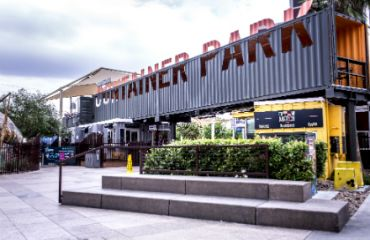 Container Park | ©FOODBOOM