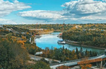 River Valley in Edmonton I Credit: FoodBoom GmbH