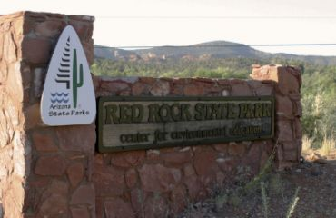Red Rock State Park Entrance | © Tourism Arizona