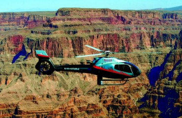 Helikopter Rundflug über den Grand Canyon
