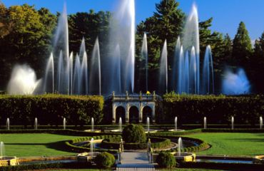 Longwood Gardens in Philadelphias Countryside