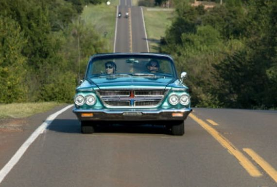 Cruising Route 66