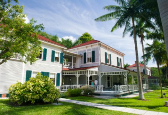 Edison Home | © The Beaches of Fort Myers & Sanibel