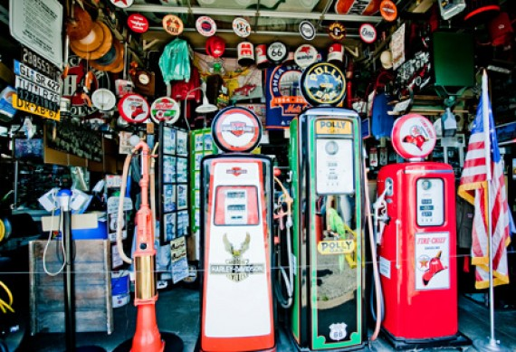 Shea's Gas Station Museum